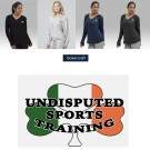 Undisputed Sports Training Boxercraft Cuddle V-Neck Hoodie