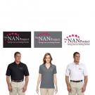 The NAN Project Devon & Jones Pima Piqué Short-Sleeve Polo