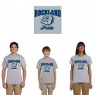 "Town Of Rockland ""Rockland Pride"" 100% Cotton Tee"