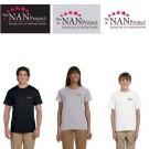 The NAN Project Gildan Ultra Cotton® 6 oz. Short Sleeve T-Shirt