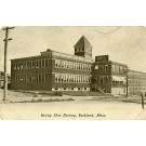 Hurley Shoe Factory, Rockland, Mass.