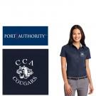 Calvary Chapel Academy Port Authority® Short Sleeve Easy Care Shirt, Ladies