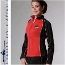 WHK Hawks Charles River Brand Olympian Jacket, Ladies