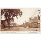 Union Street Rockland Postcard