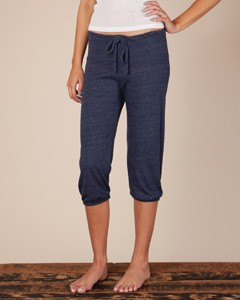 Alternative Ladies' Eco-Jersey Cropped Pants