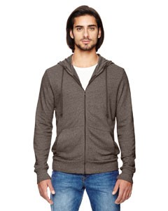 Alternative Men's Eco-Mock Twist Rocky Sweatshirt