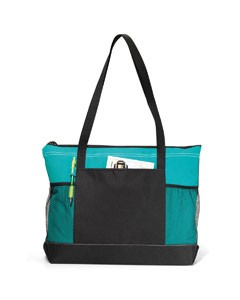 Gemline Select Zippered Tote