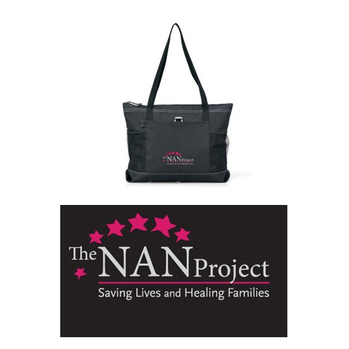 The NAN Project Gemline Select Zippered Tote