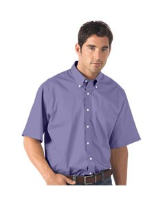 Van Heusen MEN SHORT SLEEVE DRESS TWILL BD CLLR- CLEARANCE
