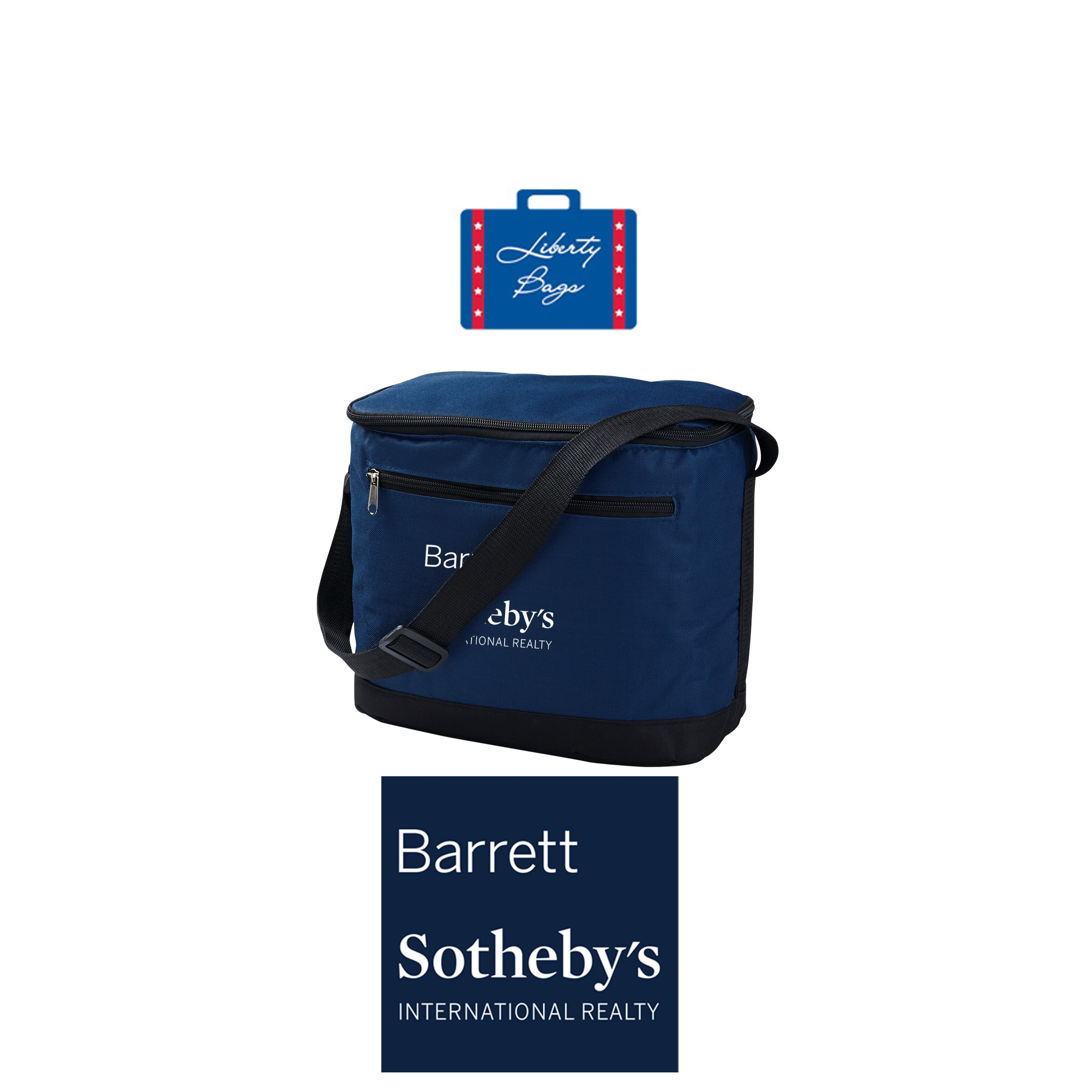 Barrett Sotheby's Liberty Bags 12-Pack Cooler Bag