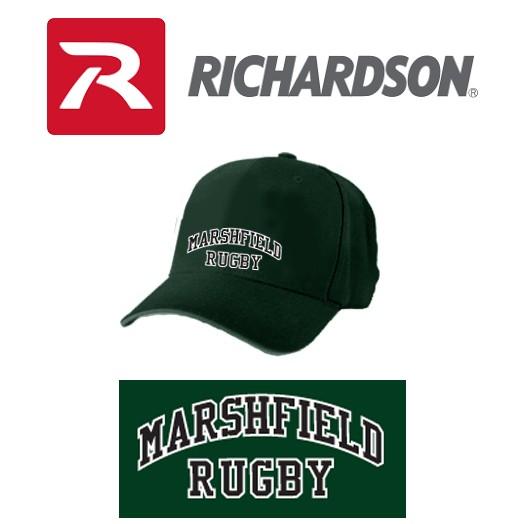 Marshfield Rugby Richardson 185 Twill R-Flex Cap