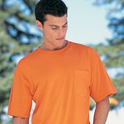 Gildan DryBlend® 5.6 oz., 50/50 Pocket T-Shirt G830