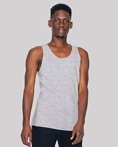 American Apparel Unisex USA Made Fine Jersey Tank 2408