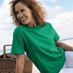 Hanes 5.2 oz., 50/50 ComfortBlend® EcoSmart® T-Shirt 5170