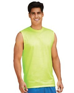 Jerzees Dri-POWER® ACTIVE Adult Sleeveless Shooter T-Shirt