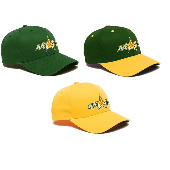 Coastal Stars Pacific Headwear 302c Cotton-Poly Cap