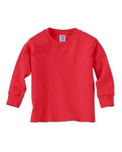 Rabbit Skins Toddler's 5.5 oz. Jersey Long-Sleeve T-Shirt