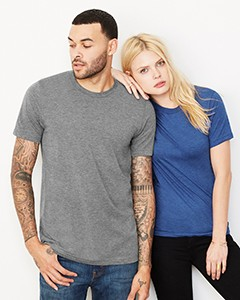 Bella + Canvas Unisex Triblend Short-Sleeve T-Shirt 3413C