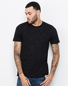 Bella + Canvas Men's Burnout Short-Sleeve T-Shirt 3601
