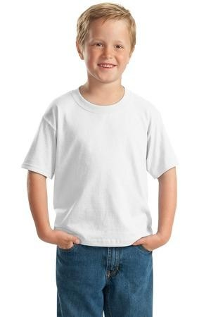 JERZEES® - Youth HiDensi-T™ 100% Cotton T-Shirt 363B