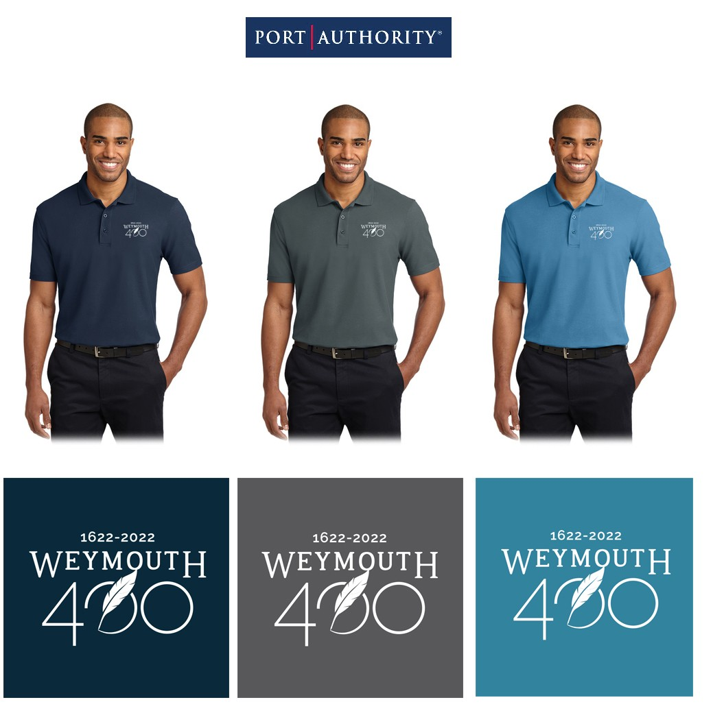 Weymouth 400 Port Authority® Men's Stain-Resistant Polo