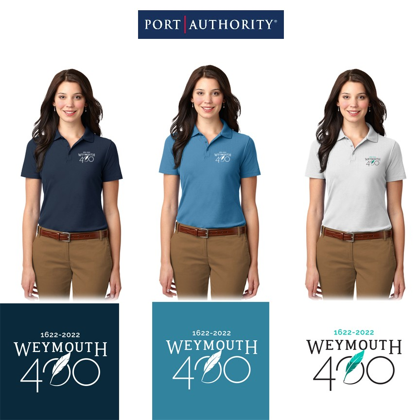 Weymouth 400 Port Authority® Ladies Stain-Resistant Polo