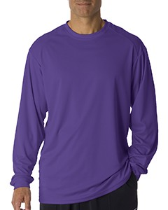 Badger Drop Ship Adult B-Core Long-Sleeve Performance Tee