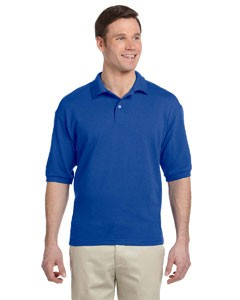 Jerzees 5.9 oz., 50/50 Piqué Polo with SpotShield™