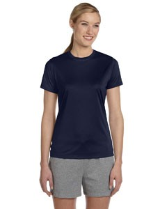 Hanes Ladies' 4 oz. Cool Dri® T-Shirt, Performance Material