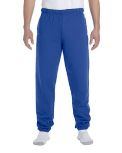 Jerzees 9.5 oz., 50/50 Super Sweats® NuBlend® Fleece Pocketed Sweatpants