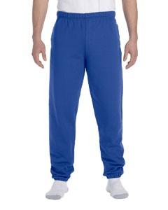Jerzees 9.5 oz., 50/50 Super Sweats® NuBlend® Fleece Pocketed Sweatpants