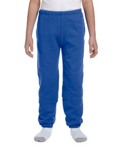 Jerzees Youth 9.5 oz., 50/50 Super Sweats® NuBlend® Fleece Pocketed Sweatpants