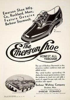 Emerson Shoe, Brockton