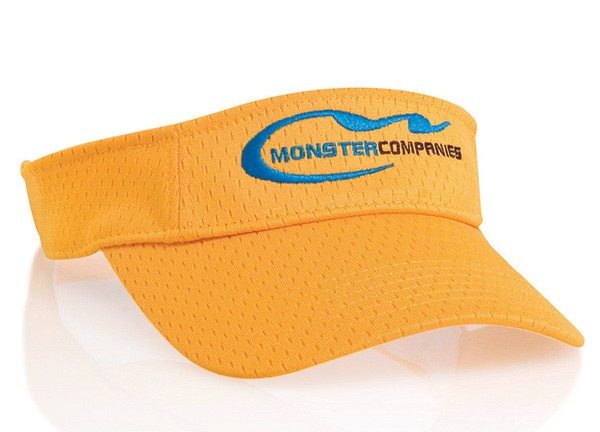 Pacific Headwear COOLPORT VISOR