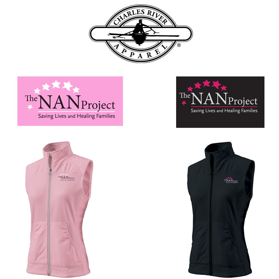The NAN Project Charles River Brand Breeze Vest for Women- NOTE: LIMITED AVAILABILITY
