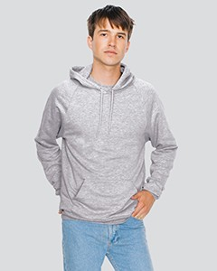 American Apparel Unisex California Fleece Pullover Hoodie 5495