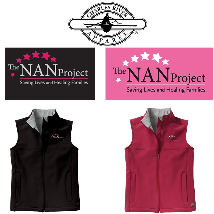 The NAN Project Charles River Classic Soft Shell Vest for Women