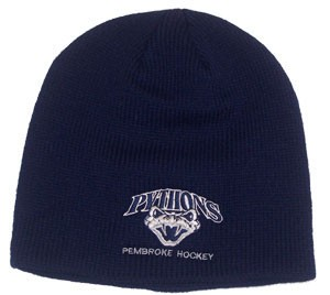 Pembroke Pythons Knit Hat by YP brand