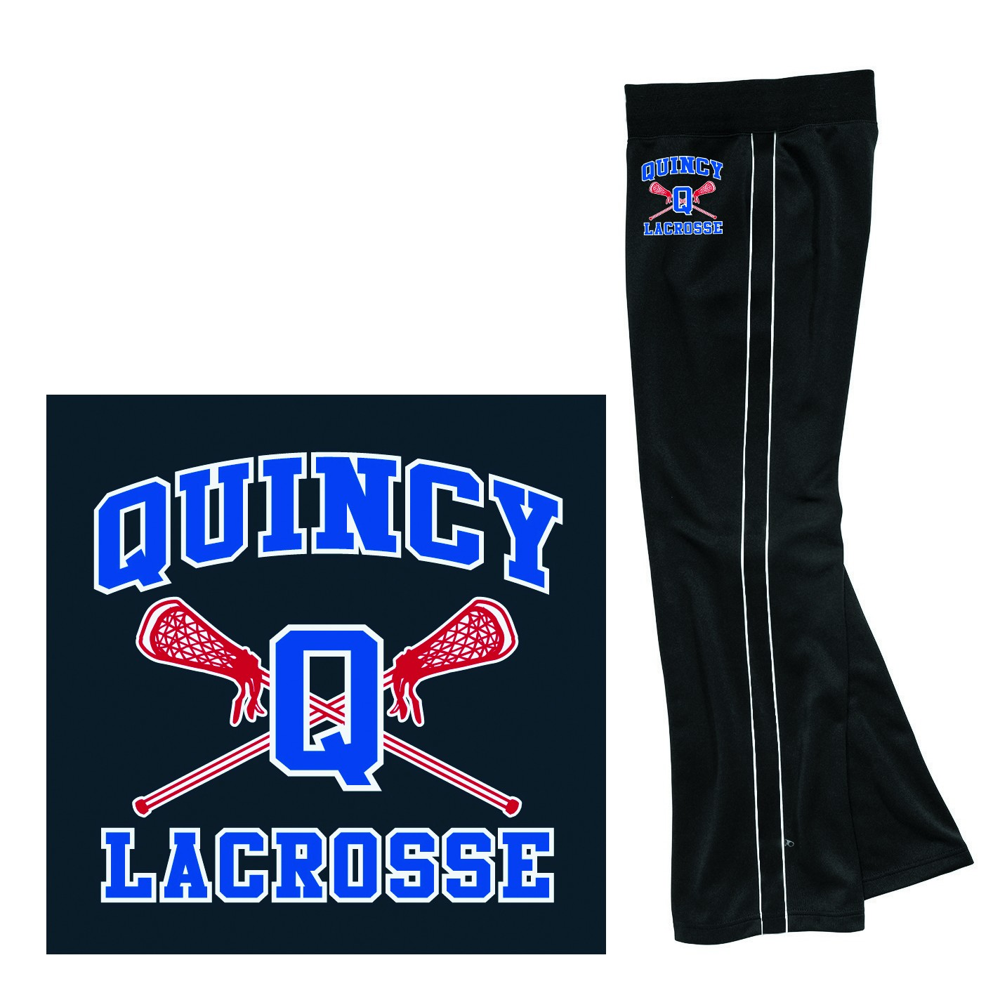 Quincy Lacrosse Charles River Women's Olympian Pant 5985