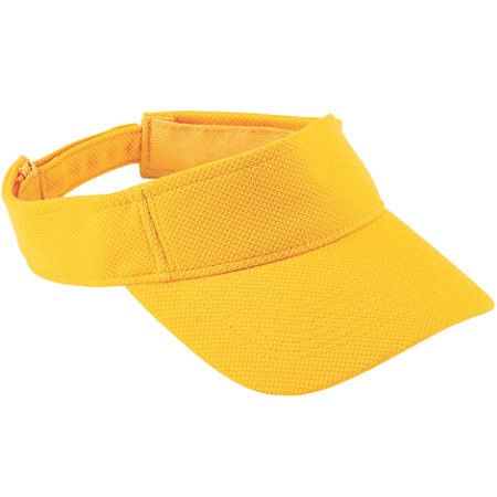 Augusta ADJUSTABLE WICKING MESH VISOR - YOUTH