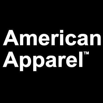 SIZE CHART- American Apparel