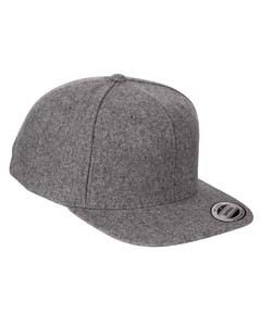 Yupoong Melton Wool Adjustable Cap