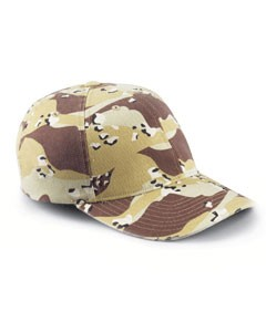 Flexfit Cotton Camouflage Cap