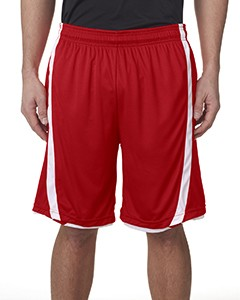 "Badger B-Slam Reversible Polyester Basketball 9"" Shorts"