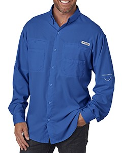 Columbia Men's Tamiami™ II Long-Sleeve Shirt