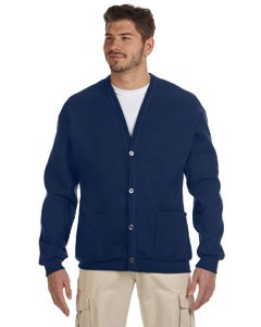 Jerzees 8 oz., 50/50 NuBlend® Cardigan