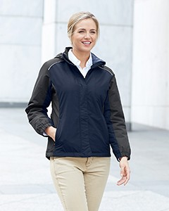 Ash City - Core 365 Ladies' Inspire Colorblock All-Season Jacket 78225