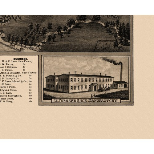J.S. Turner Shoe Manufactory