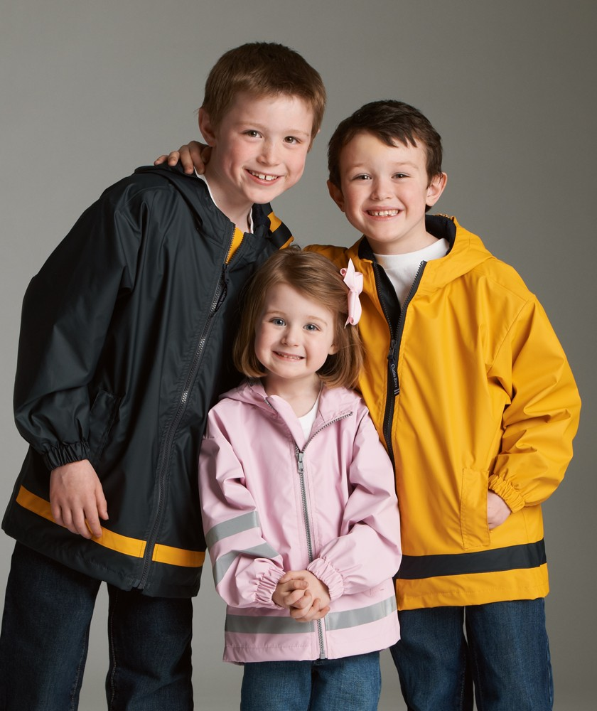 Charles River Youth New Englander Rain Jacket