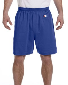 Champion 6 oz. Cotton Gym Short